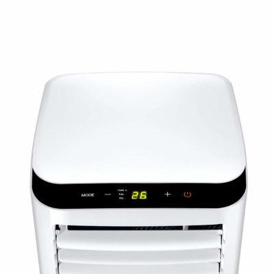 Comfee MPPH-09CRN7 - Bedienpanel